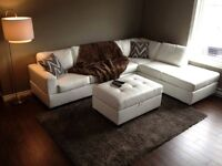 DESIGNER LEATHER SECTIONALS -$888.00!!