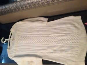 Long off white sweater Kitchener / Waterloo Kitchener Area image 2