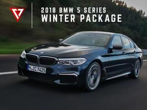NEW 2018 BMW 5 Series WINTER TIRE + WHEEL Package - T1 Motorsports