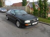 Audi Coupe 2.6 ( 150bhp ) Auto E 1994