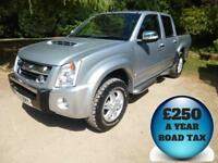 2012 Isuzu Rodeo 3.0CRD Denver Max Plus Double Cab 4x4 Pick Up Diesel