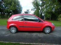 2008 FORD FIESTA Style 1.4 TDCi