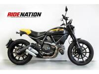 Ducati Scrambler, the super cool 'full throttle' edition