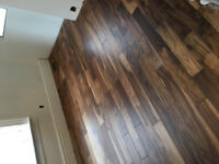 PRO INSTALLERS OF LAMINATE AND HARDWOOD! QUALITY INSTALLATIONS!