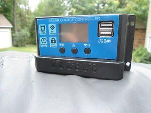 Controleur de charge Solaire PWM 30 Amperes neuf