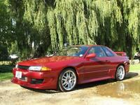 2003 NISSAN SKYLINE R32 2.6 TWIN TURBO - VERY LOW MILEAGE - MODIFIED