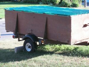 trailer, 300.00, wired for electrical, boat trailer in past