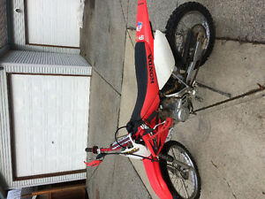 2005 crf100 for sale $1900 obo