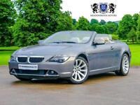 2006 56 BMW 6 SERIES 3.0 630I SPORT 2D AUTO 255 BHP, MUST BEEN SEEN IN THE FLESH