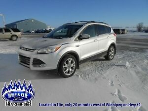 2013 Ford Escape SEL    Remote Start - Leather