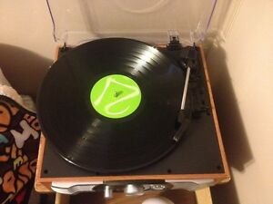1 by One Turntable Great Deal