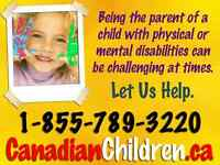 If Your Child is Disabled, Financial Assistance is Available!