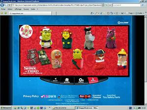 Plusieurs collections de jouets Disney, McDonalds etc...