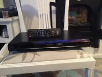 Panasonic blu-ray player,, great condition