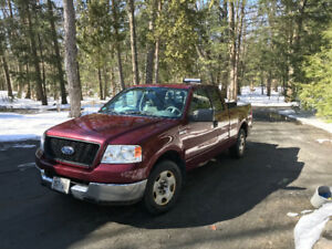 F150 XLT pickup truck for sale