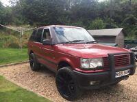 Range Rover 4.6 V8 LPG