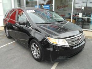 2012 HONDA ODYSSEY EX-L LEATHER HEATED POWER SLIDING DOORS