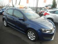VW Polo SE TDI (shadow blue) 2010