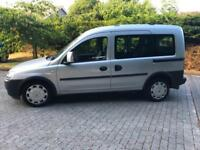 Vauxhall/Opel Combo 2012 12 Wheelchair Accessible Disabled Car