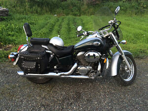 PRICE DROPPED MUST GO 1998 honda shadow american classic edition