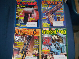 4 VINTAGE BACK ISSUES-COLLECTOR'S EDITION-1990'S