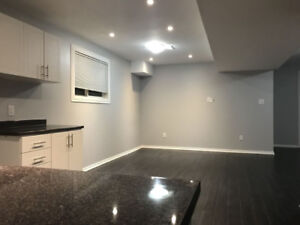BRAND NEW BASEMENT FOR RENT/ SEPARATE ENTRANCE/ GREAT LOCATION