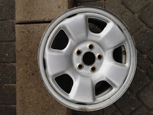 Factory Styled Steel Rims - set of 4