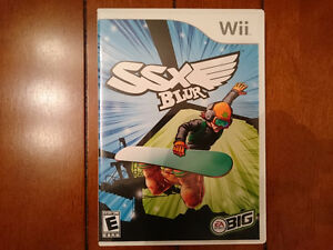 SSX Blur Video Game for Nintendo Wii