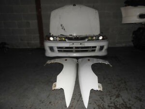 94 01 ACURA INTEGRA TYPE R FRONT END CONVERSION JDM DC2 ITR HID
