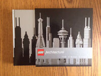 Lego Architecture Book