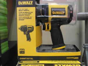 1/2 Inch Impact Wrench Brand New!