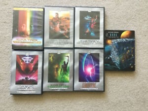 Star Trek Movie DVDs