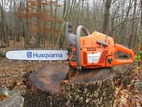 Labourer for forestry type work