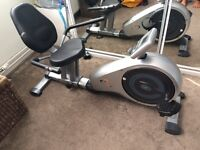 V fit recumbent exercise bike. Great condition! ****