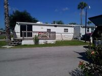 Mobile home for Rent or for Sale