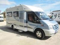 Dethleffs Fortero T 5915 Two Berth, Rear U Shaped Lounge MANUAL 2009/59