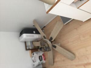 Ventilateur de plafond très bon état