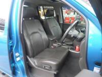 Nissan Navara Aventura 2.5 dCi 4x4 Double Cab DIESEL MANUAL 2009/58