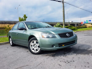 Nissan Altima 2006 2.5s Automatic, 104K kms, one owner, very cle