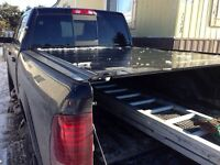 Tonneau cover to trade for sled deck