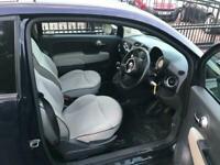 2012 Fiat 500 1.2 Lounge 3dr [Start Stop] HATCHBACK Petrol Manual
