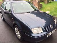 Volkswagen bora high line tdi diesel £1375