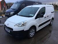 Peugeot Partner 2013 very clean 63k miles NO VAT