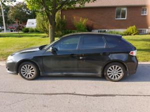 Subaru impreza 2009 2.5i