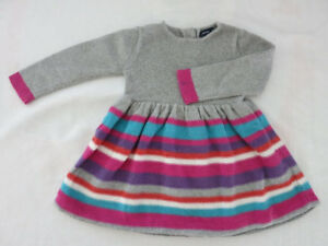 Baby Gap Long Sleeves Sweater Dress (Girl 12 - 18 months)