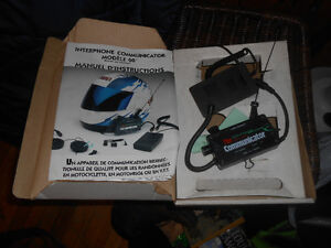 2 way helmet radio motorcycles 4 ski doo