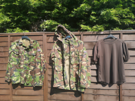 Airsoft/Paintball DPM clothing & bits