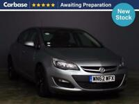 2012 VAUXHALL ASTRA 1.7 CDTi 16V Active Limited Edition 5dr