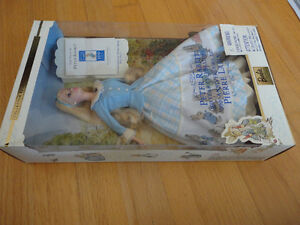 Brand new in box collectible Peter Rabbit Barbie doll London Ontario image 2