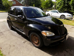 2003 Chrysler PT Cruiser GT 2.4L Turbo